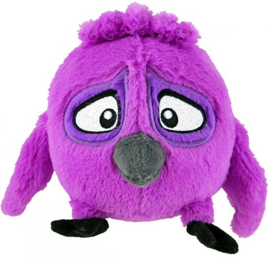 Angry Birds Rio Purple Plush [Talking]