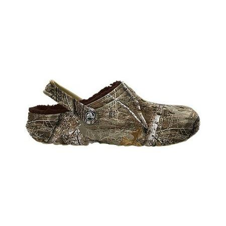 7401a8533531c Crocs - Infant Crocs Classic Realtree Edge Lined Clog Kids - Walmart.com