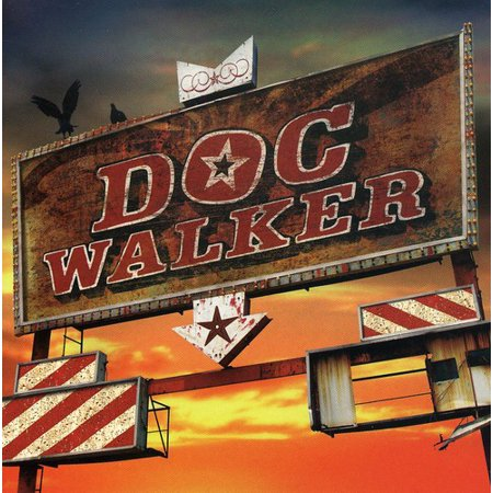 Doc Walker Soundtrack (CD) (Test Drive Off Road Wide Open Soundtrack)