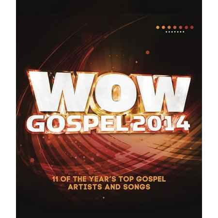 Wow Gospel 2014 (DVD) ()