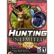 Hunting Unlimited 2008 PC Game