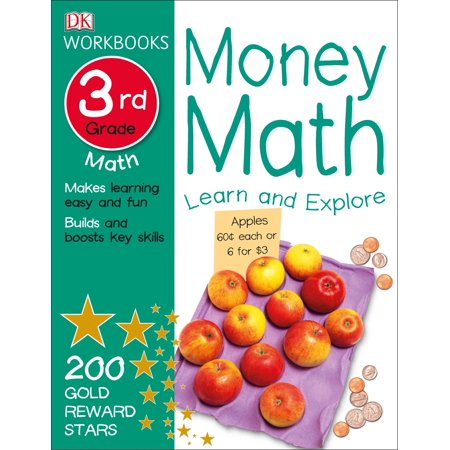 Halloween Math Games Third Grade (DK Workbooks: Money Math, Third Grade : Learn and)