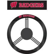 NCAA Wisconsin Badgers Steering Wheel Cover