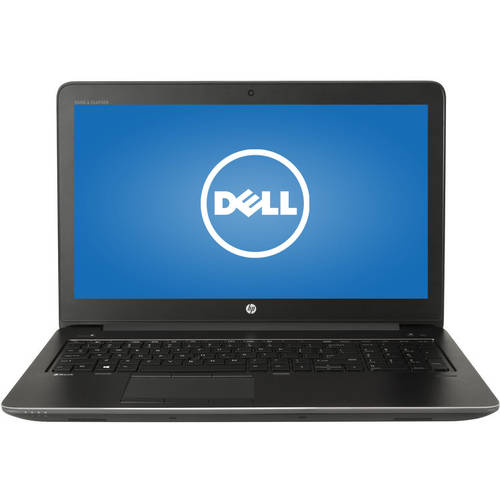 "HP ZBook 15 G3 15.6"" Laptop, Windows 7 Professional, Intel Core i7-6700HQ Processor, 8GB RAM, 500GB Hard Drive"