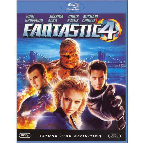 Fantastic Four (2005/ Widescreen/ Blu-ray)