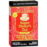 3 Pack - Laci Le Beau Super Dieter's Tea All Natural Botanicals 15 Each