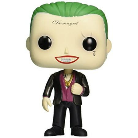 The Joker Suit (Funko POP Movies: Suicide Squad, The Joker (Suit) Walmart)