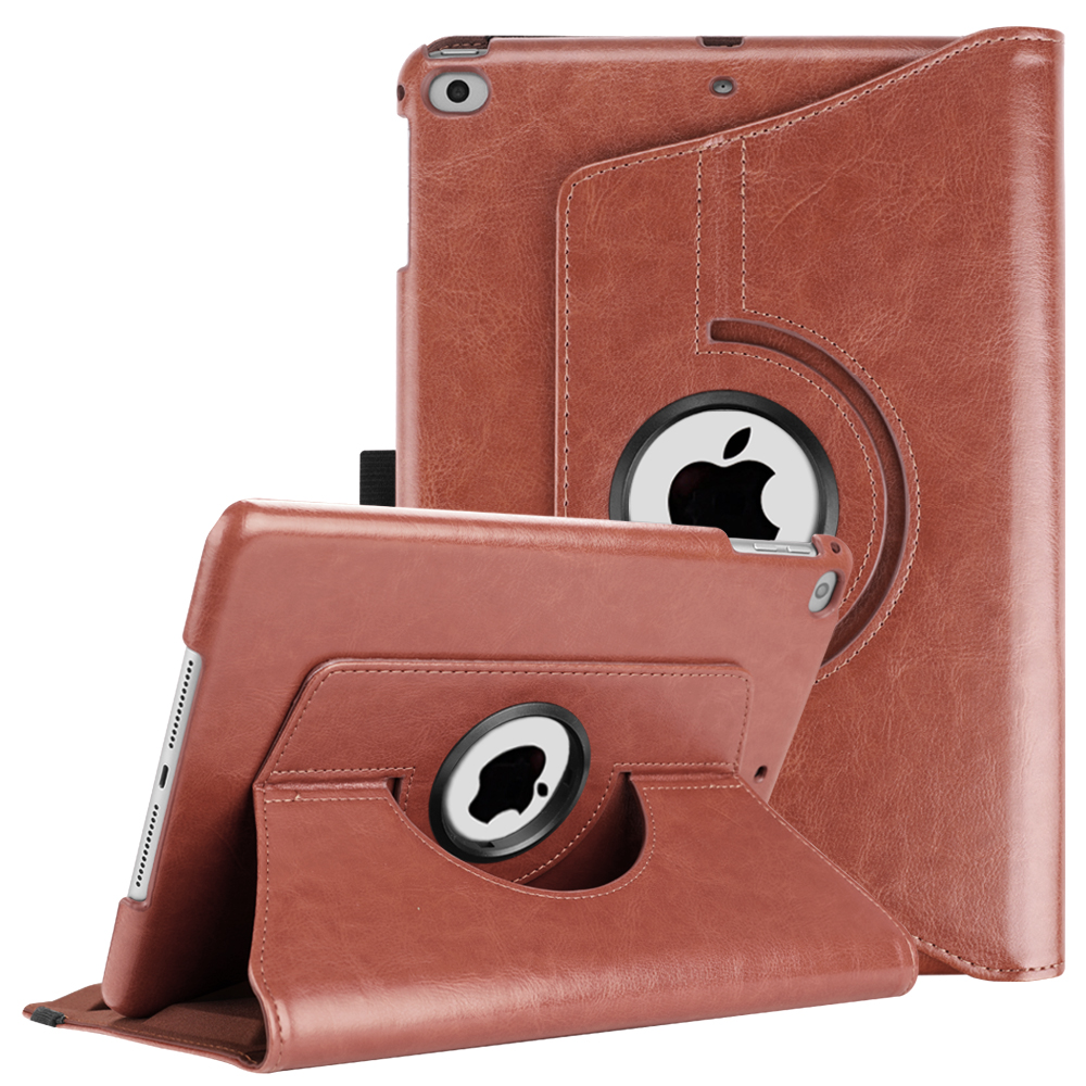 Fintie iPad 6th / 5th Gen, iPad Air /Air 2 Case - 360 Degree Rotating Stand Cover with Auto Sleep Wake, Galaxy