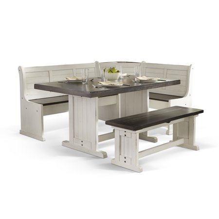 - Sunny Designs Carriage House Dining Set With European Cottage Finish 0113EC