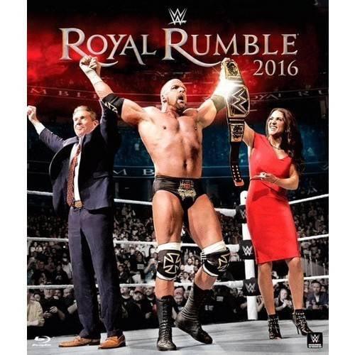WWE: Royal Rumble 2016 (Blu-ray) by WARNER HOME VIDEO