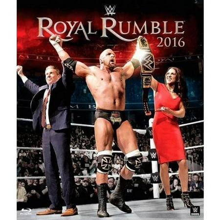 Wwe  Royal Rumble 2016  Blu Ray