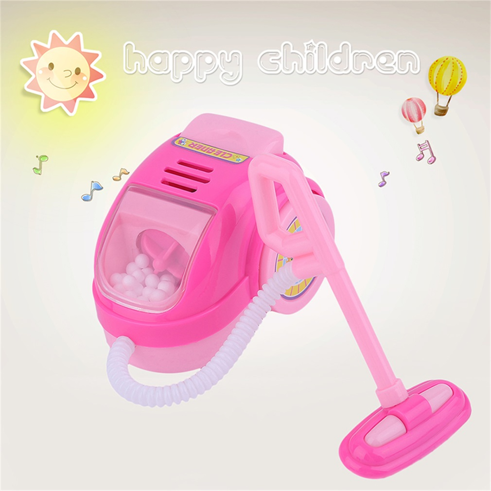 Early Educational Children Play House Toys Simulation Vacuum Cleaners Tool Household Appliances