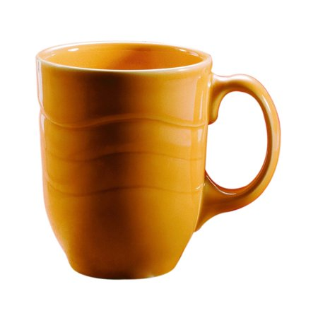 Syracuse China 903033004 Cantina Saffron 11 Ounce Mug - 12 / CS ()