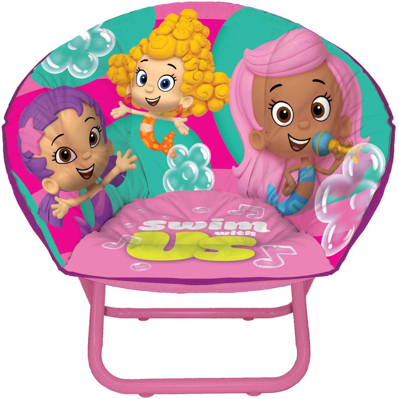 sc 1 st  Walmart & Bubble Guppies Mini Saucer Chair - Walmart.com