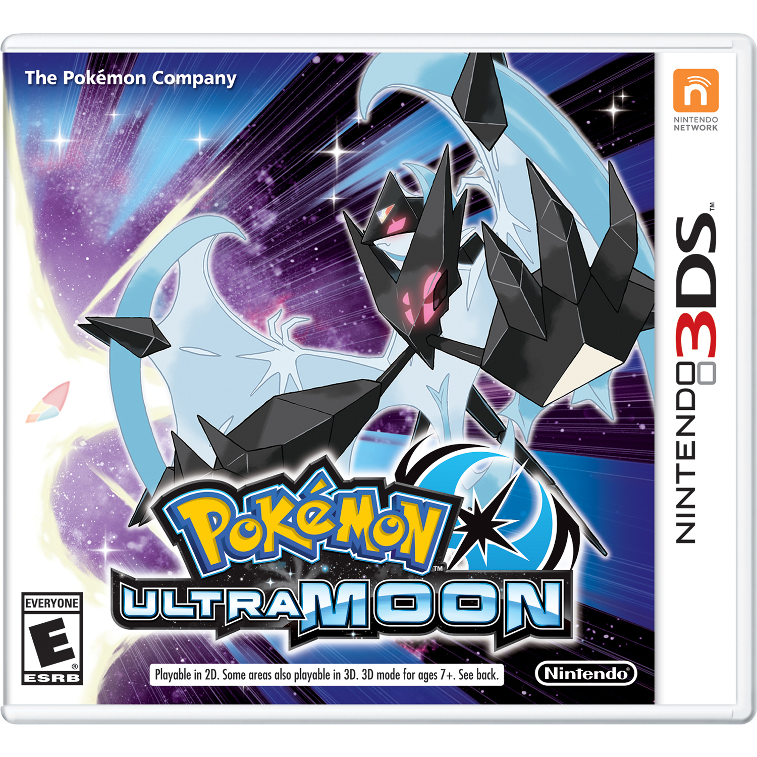 Pokemon Ultra Moon, Nintendo, Nintendo 3DS, 045496904579