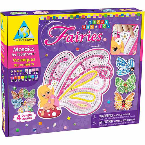 Orb Factory Sticky Mosaics Kit