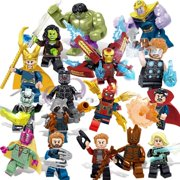 Marvel Super Heroes Avengers 3 Infinity War Action Figure LEGO COMPATIBLE SET