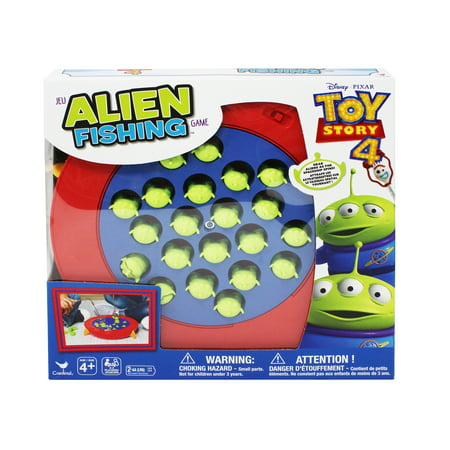 Disney Pixar Toy Story 4 Alien Fishing Game - Toy Story Game