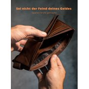 Sei nicht der Feind deines Geldes: Sparen leicht gemacht - eBook