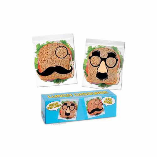 Lunch Disguise Sandwich Bags by Accoutrements - 12241