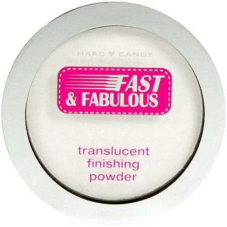 Fast & Fabulous Finishing Powder, 0751 Translucent, 0.32 (Translucent Finishing Powder)