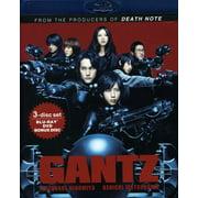 Gantz (Blu-ray + DVD)