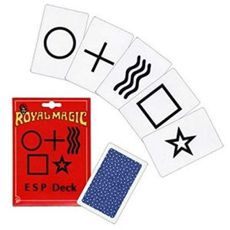 Royal Magic ESP Deck (25 Cards) - image 1 de 1