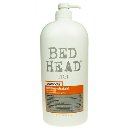 Tigi Bed Head Styleshots Extreme Straight Conditioner 67.64 oz ()