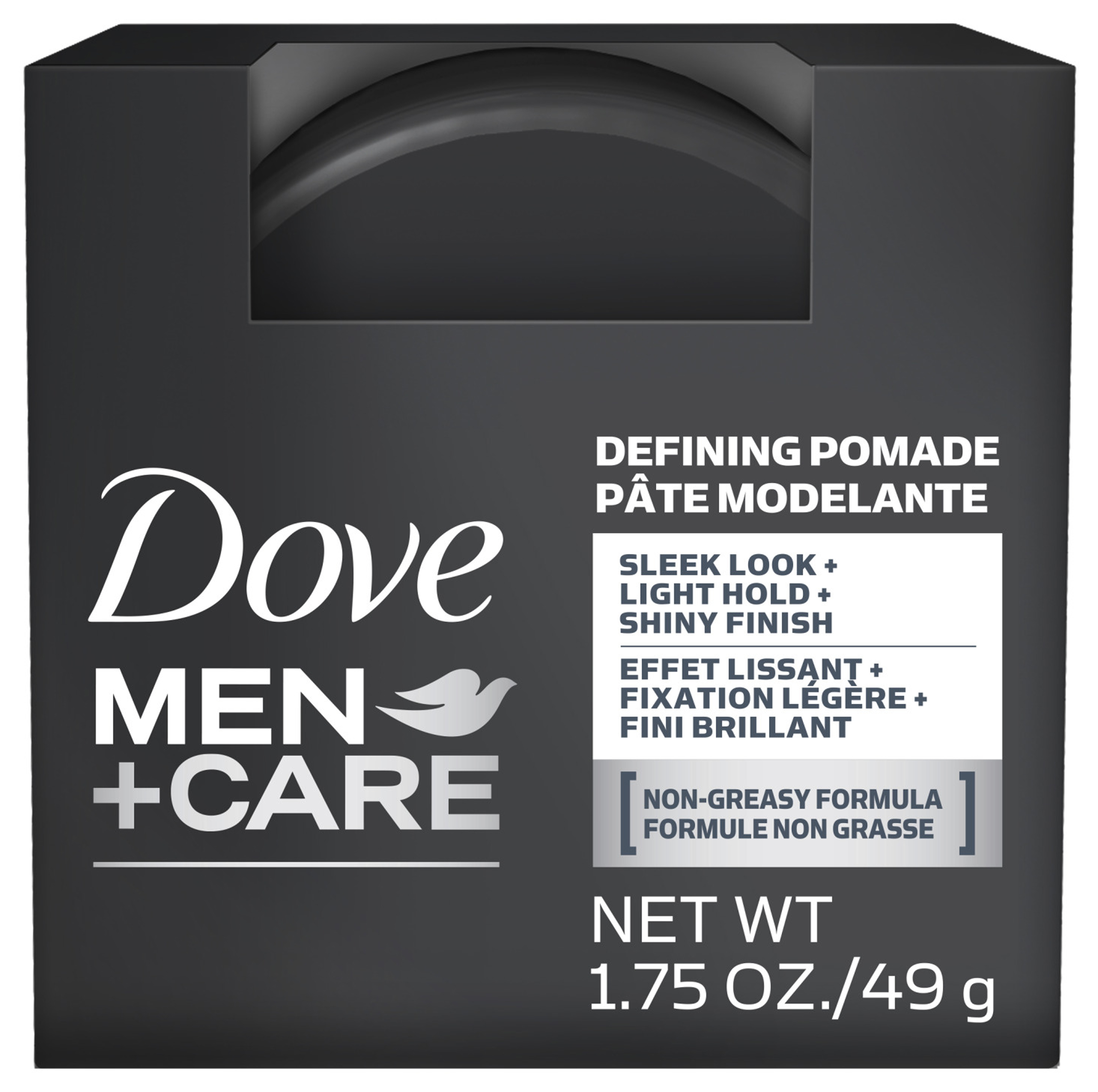 Dove Men+Care Defining Pomade Sleek Hold 1.75 oz