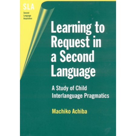 Learning to Request in a Second Language - eBook](Kids Catalog Request)