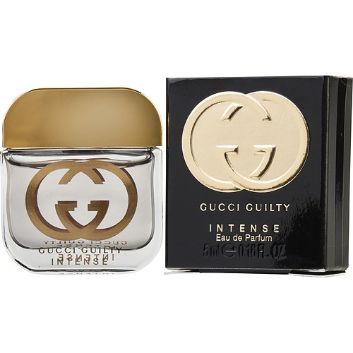 Gucci 10249555 Guilty Intense By Gucci Eau De Parfum .16 Oz Mini