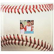 Sport & Hobby Postbound Album 12''X12'', Baseball