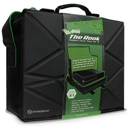 Hyperkin M07106 The Rook Travel Bag for Microsoft Xbox One Car Seat Carrier Bag