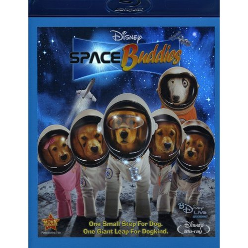 Space Buddies (Blu-ray) (Widescreen)