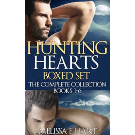 - Hunting Hearts: Boxed Set (The Complete Collection, Books 1-6) (Werewolf Romance - Paranormal Romance) - eBook