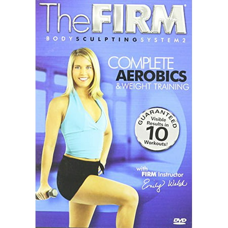 2 Complete Systems - The Firm - Body Sculpting System 2 - Complete Aerobics & Weight Training with Emily Welsh [DVD]