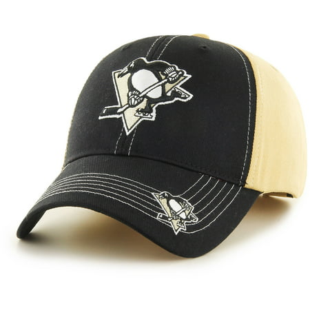 NHL Pittsburgh Penguins Revolver Cap / Hat by Fan Favorite