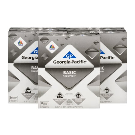 georgia pacific copy paper About georgia-pacific georgia-pacific is one of the world's leading makers of tissue, pulp, paper, packaging, building products and related chemicals.