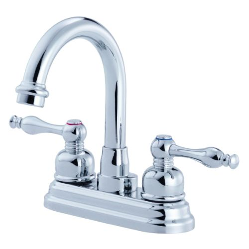 Danze Bathroom Faucets | Danze D301355 Centerset Bathroom Faucet From The Sheridan Collection