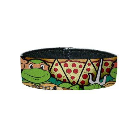 tmnt cartoon tv series turtle faces pizza slices plastic - Tmnt Pizza