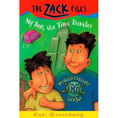 Zack Files 08: My Son, the Time Traveler
