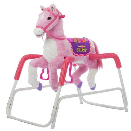 Rockin' Rider Spirit Spring Horse