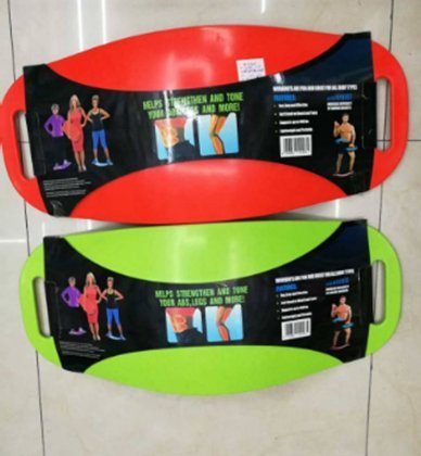 Balance Workout Sport And Yoga Fitness Twist Board(Assorted colors)