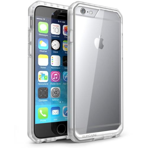 iPhone 6S Plus Case , SUPCASE,  Apple iPhone 6 Plus Case, Unicorn Beetle Clear Hybrid Protective Bumper Case-Frost/Clear