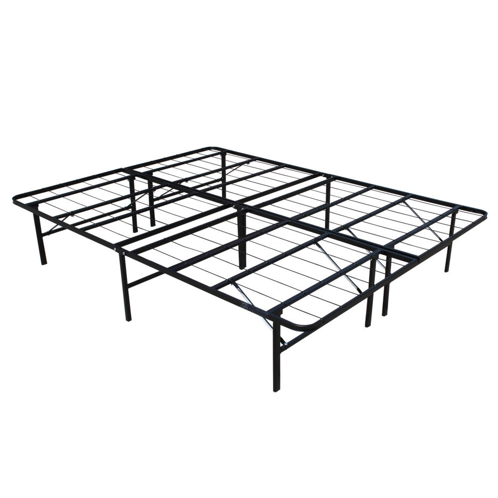 Homegear Platform Metal Bed Frame / Mattress Foundation - Queen
