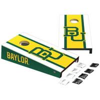 Baylor Bears Stripe Design Desktop Cornhole Game Set