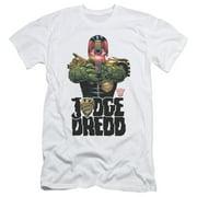 Judge Dredd - In My Sights - Slim Fit Short Sleeve Shirt - X-Large