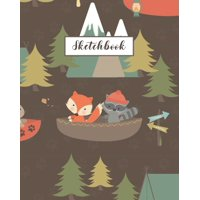 Sketchbook for Kids: Sketchbook: Sketch Pad for Kids for Drawing, Doodling and Sketching (Paperback)