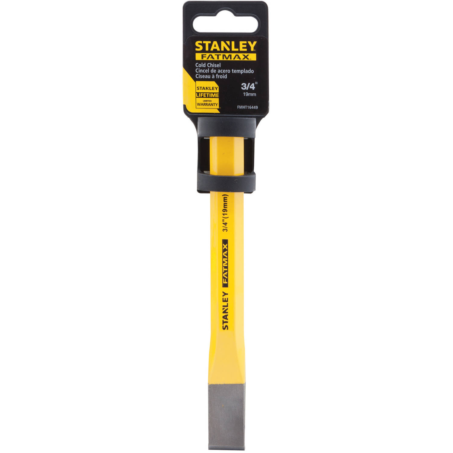 Stanley 16-290 Cold Chisel,7//8 Inch