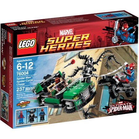 LEGO SPIDERMAN SETS WALMART